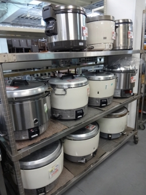 ■中古厨房機器入荷しました!炊飯器・保温ジャー・スープジャー!■