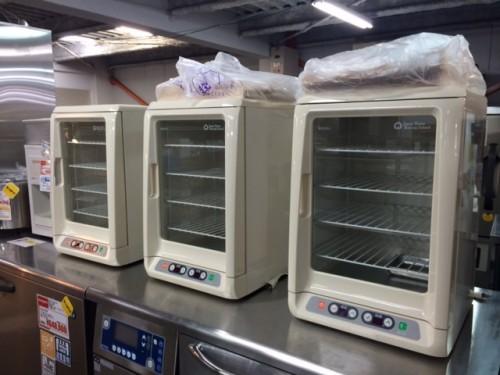 ■中古厨房機器入荷しました!小型のパンの発酵器です!■