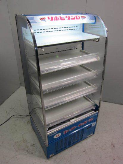 【東京の厨房機器】栄養ドリンク用冷蔵ショーケース