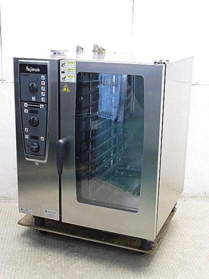 スチームコンベクションオーブン、高く買います【愛知の厨房機器】