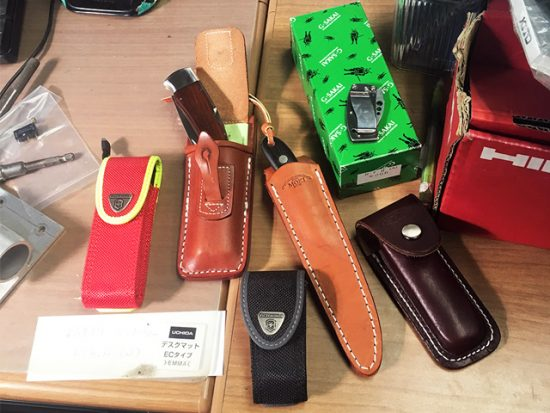 ◆愛知店◆ツールナイフを買い取りました