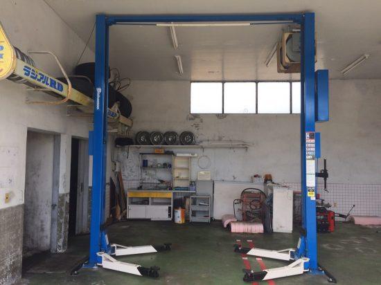 東京で激安自動車整備機械を販売