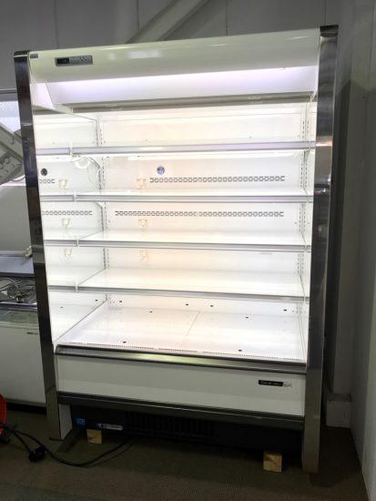 中古厨房機器入荷しました!!オープン多段冷蔵ショーケースです!