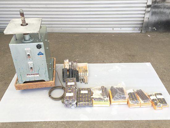 中古 木工機械 買取いたしました!小阪精機 孔内面研磨機 スピンドルサンダーです!