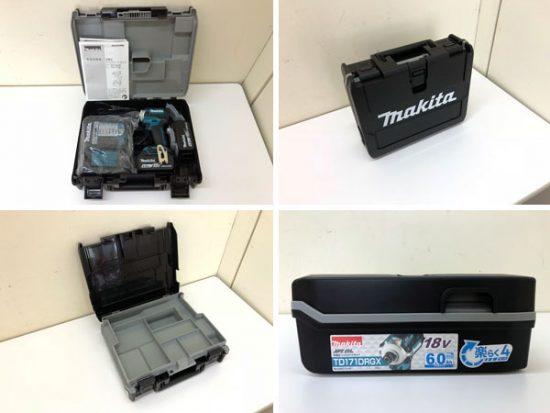 未使用 電動工具買取いたしました!マキタ/makita 新型 インパクトドライバーです!
