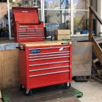 中古 SNAP-ON/スナップオン 工具箱 買取いたしました!KRA4170DK レッドです!