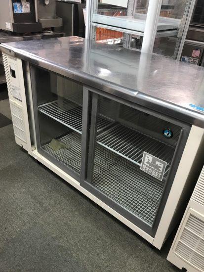 中古厨房機器入荷しました!!テーブル型冷蔵ショーケースです!