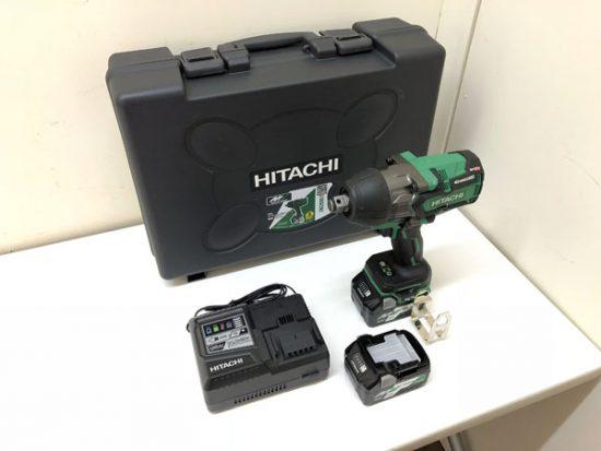 未使用 電動工具 インパクトレンチ 買取いたしました!HITACHI/日立工機 WR36DA 2XPです!