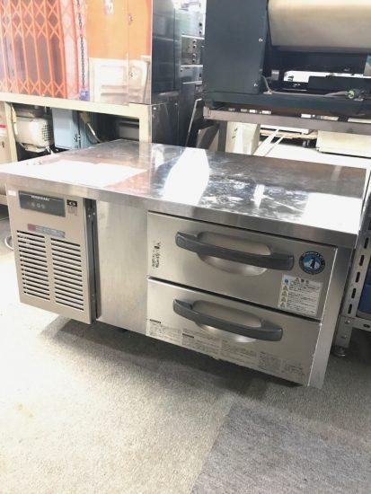 中古厨房機器入荷しました!ドロワーコールドテーブルです!!