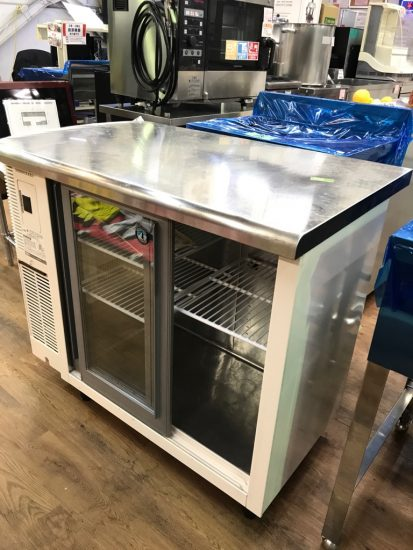 中古厨房機器入荷しました!テーブル型冷蔵ショーケースです!!
