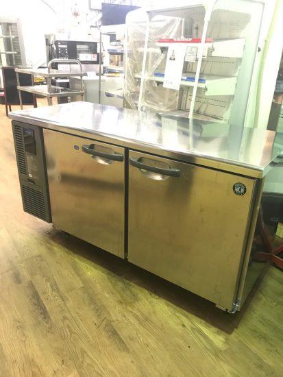 中古厨房機器入荷しました!冷凍冷蔵コールドテーブルです!!