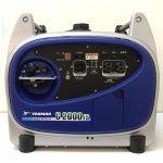 未使用展示品 インバーター発電機4台買取いたしました!YANMAR/ヤンマー G2000iS です!