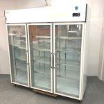 中古厨房機器入荷しました!大型冷蔵ショーケース!!