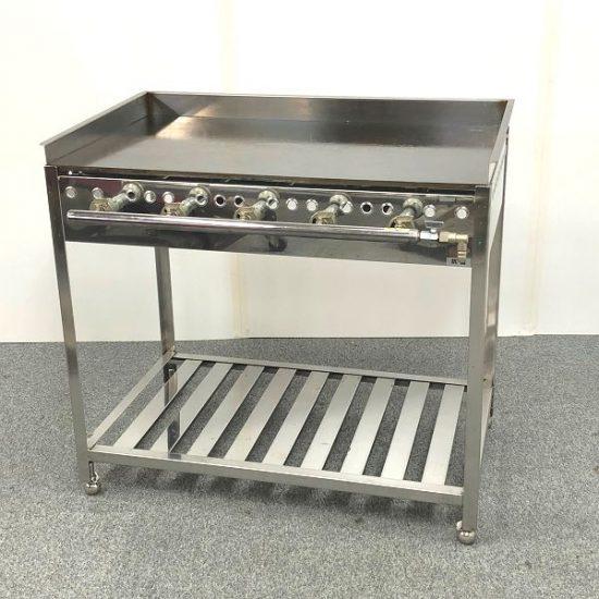 中古厨房機器入荷しました!ガスグリドルです!!