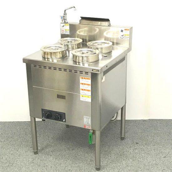 中古厨房機器入荷しました!ガスウォーマーテーブルです!!