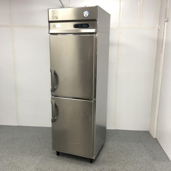 中古厨房機器入荷しました!縦型冷凍庫です!!