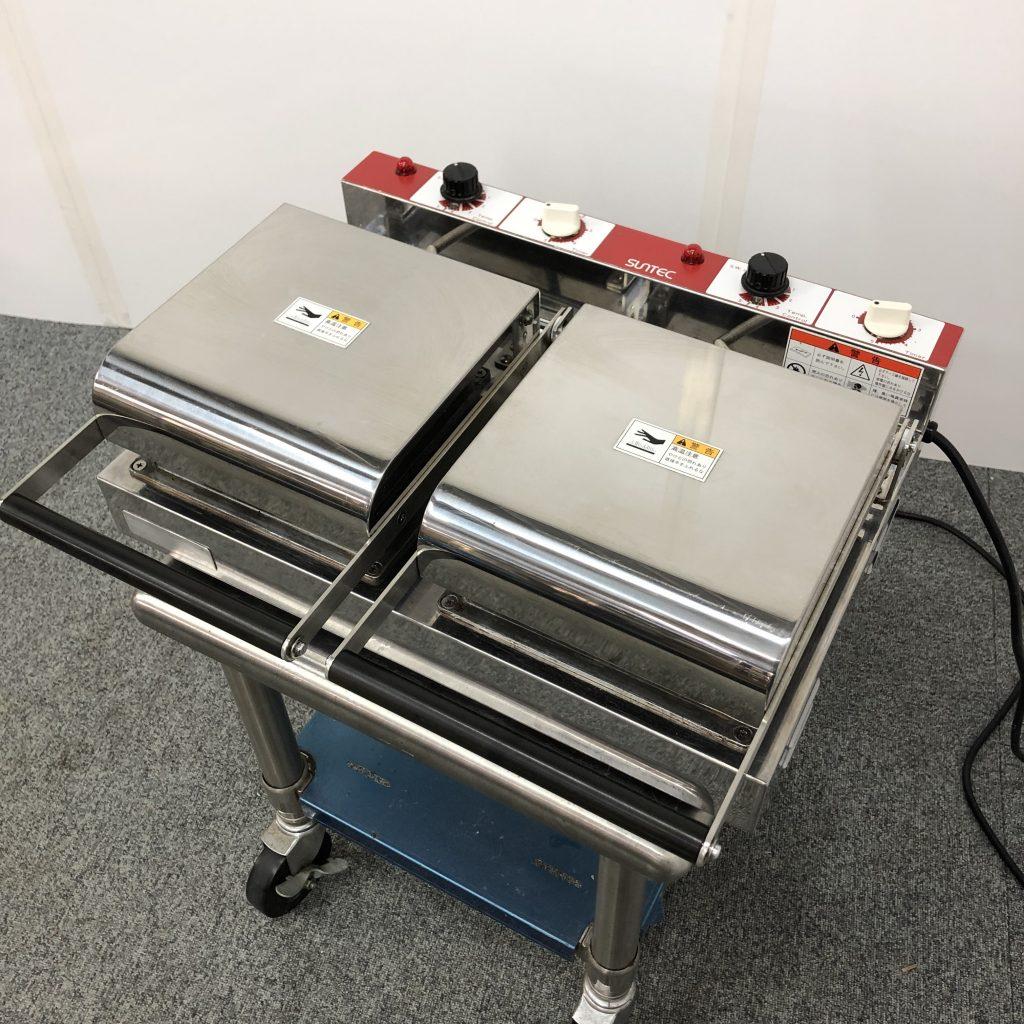 中古厨房機器入荷しました!ベルギーワッフルメーカーです!!