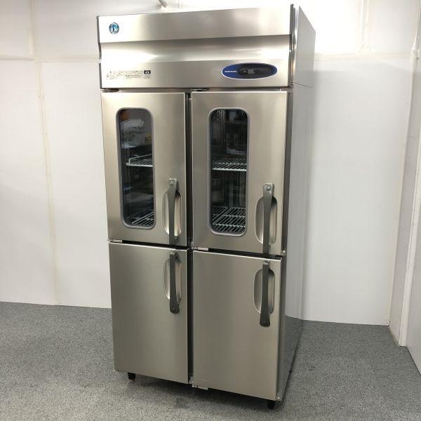 中古厨房機器入荷しました!縦型冷蔵庫・パススルーです!!