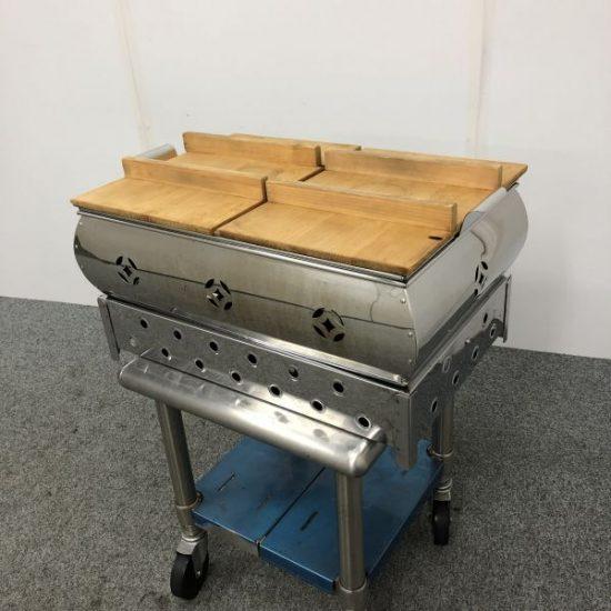 中古厨房機器入荷しました!ガス式おでん鍋です!