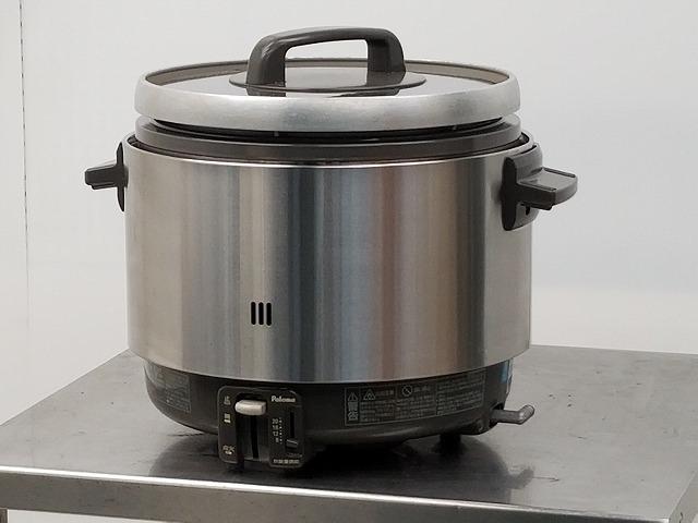 パロマ ガス炊飯器 PR-360SSF プロパンガス 2013年製買取しました!