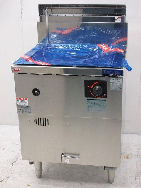 マルゼン ゆで麺機 MRF-066RC 都市ガス 未使用品 2015年製買取しました!
