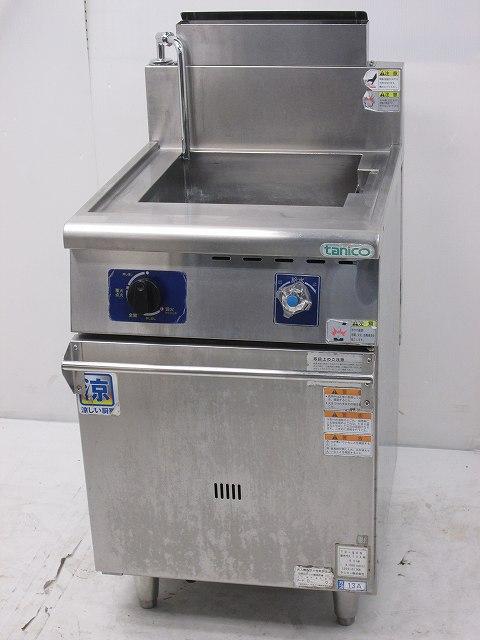 タニコー ガス茹で麺器 TU-50N 都市ガス 2013年製買取しました!