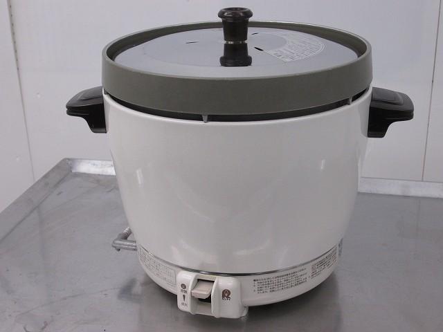 リンナイ ガス炊飯器 RR-20SF2 都市ガス 2016年製買取しました!