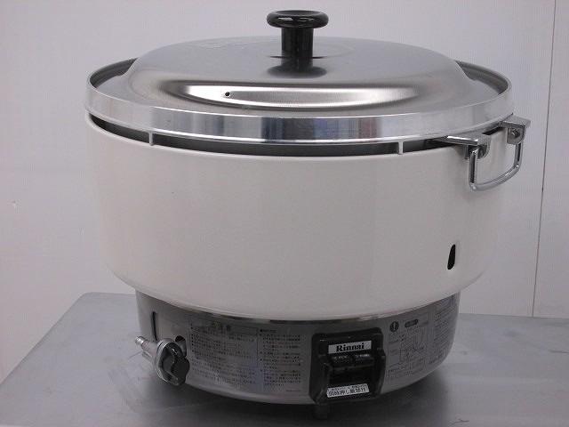 リンナイ ガス炊飯器 RR-40S1-F-ZE プロパンガス 2014年製買取しました!