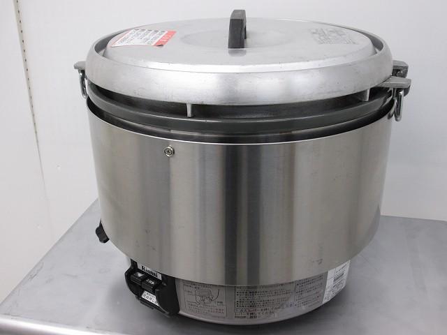 リンナイ ガス炊飯器 RR-30S2 プロパンガス 2011年製買取しました!
