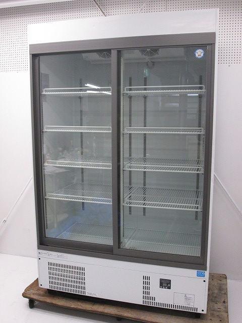 福島工業 リーチイン冷蔵ショーケース MSS-120GHWSR 2015年製買取しました!