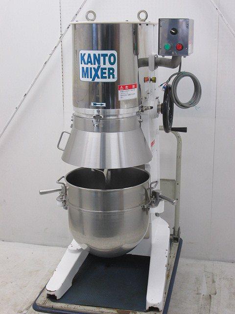 関東混合機工業 業務用ミキサー HPI-30M 2011年製買取しました!