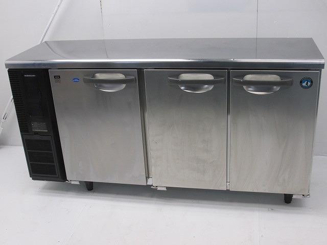 ホシザキ 冷凍冷蔵コールドテーブル RFT-150PTE1 2015年製