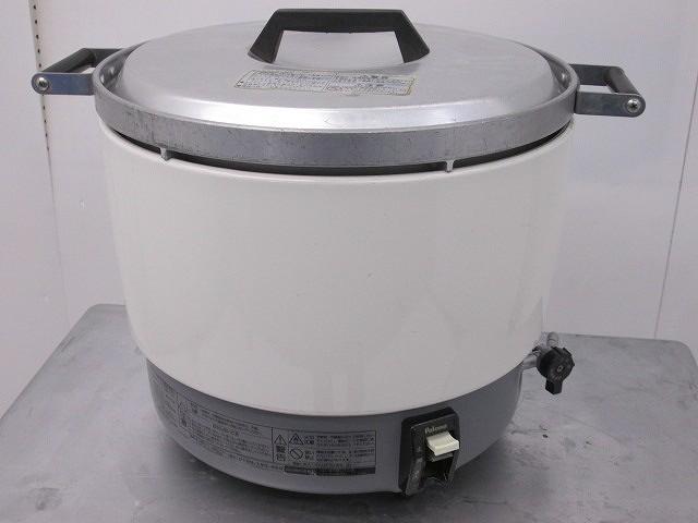 パロマ ガス炊飯器 PR-6DSS-1 プロパンガス 2010年製買取しました!