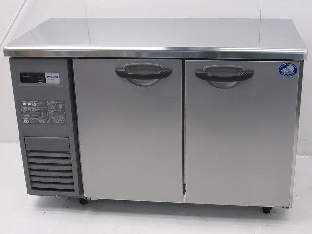 パナソニック 冷凍コールドテーブル SUF-K1261SA 2019年製買取しました!