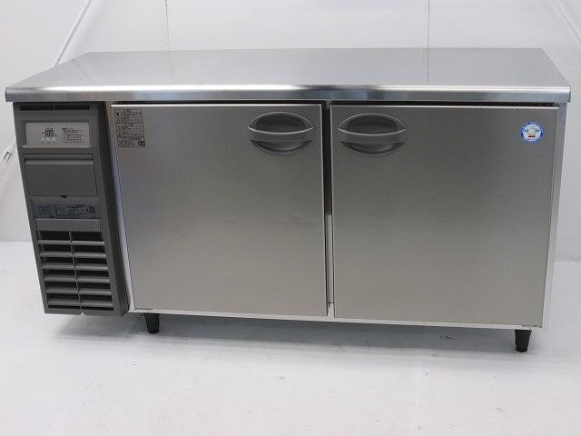 福島工業 冷蔵コールドテーブル YRC-150RE2 2018年製買取しました!