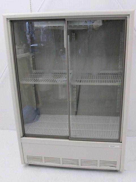 東芝キャリア(株) 冷蔵ショーケース SF-B207B1 2007年製買取しました!