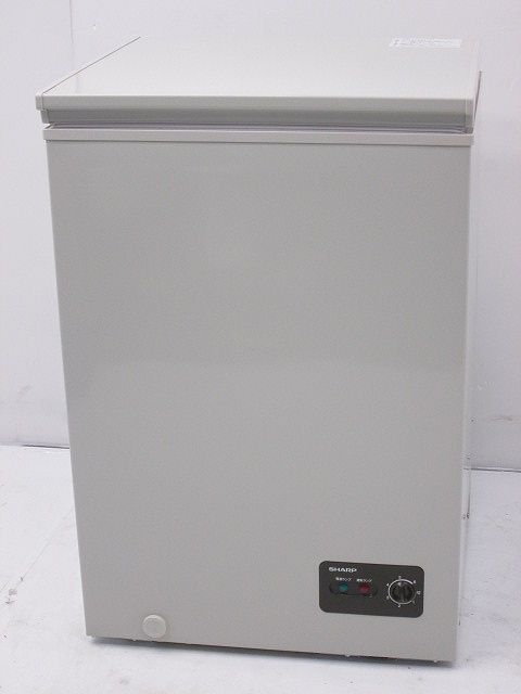 シャープ 冷凍ストッカー FC-BX10A-C 2014年製買取しました!