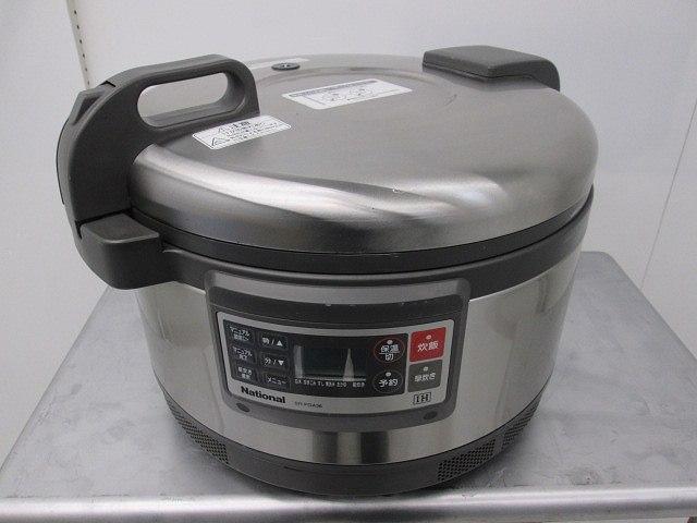 ナショナル 業務用IHジャー炊飯器 SR-PGA36 2008年製買取しました!