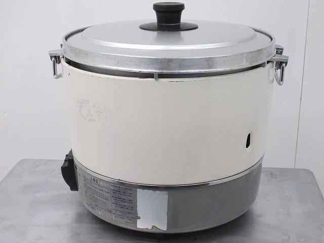 リンナイ ガス炊飯器 RR-30S1 都市ガス 年式不明買取しました!