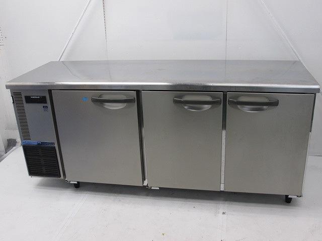 ホシザキ 冷凍冷蔵コールドテーブル RFT-180SNE 2010年製買取しました!