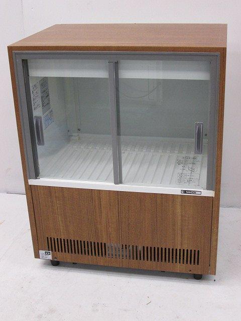 サンデン 冷蔵ショーケース VRS-U35XE 2016年製買取しました!