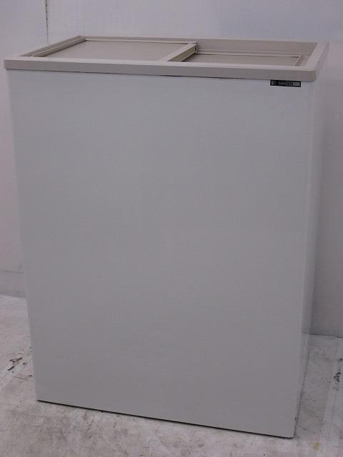 サンデン 冷凍ストッカー PF-120XB-B 2005年製買取しました!