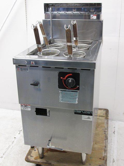 マルゼン 生めん用麺釜 MRF-046RC 2011年製買取しました!