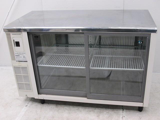 ホシザキ テーブル形冷蔵ショーケース RTS-120SNB2 2011年製買取しました!