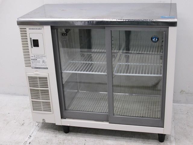 ホシザキ テーブル形冷蔵ショーケース RTS-90STB2 2014年製買取しました!