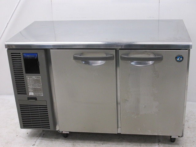 ホシザキ 冷蔵コールドテーブル RT-120SNF 2015年製買取しました!