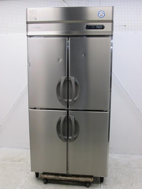 フクシマガリレイ 縦型冷凍冷蔵庫 ARN-092PM(改) 2018年製買取しました!