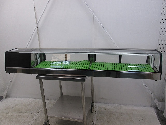 大和冷機 冷蔵ネタケース DN601-L 2014年製買取しました!
