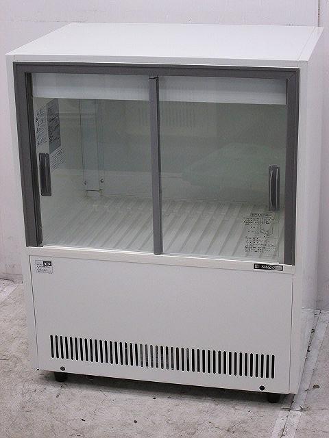 サンデン 冷蔵ショーケース VRS-U35XE 2014年製買取しました!