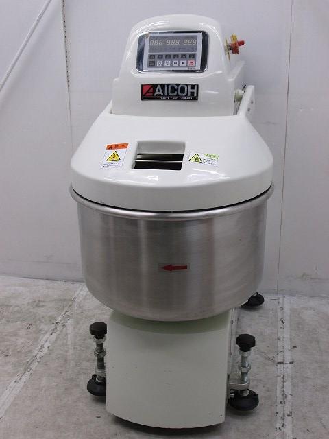 愛工舎製作所 スパイラルミキサー AS50C 2009年製